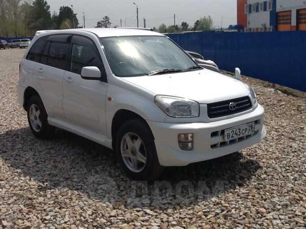 Toyota RAV4, 2000 год, 499 000 руб.