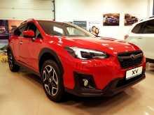 Владивосток Subaru XV 2017