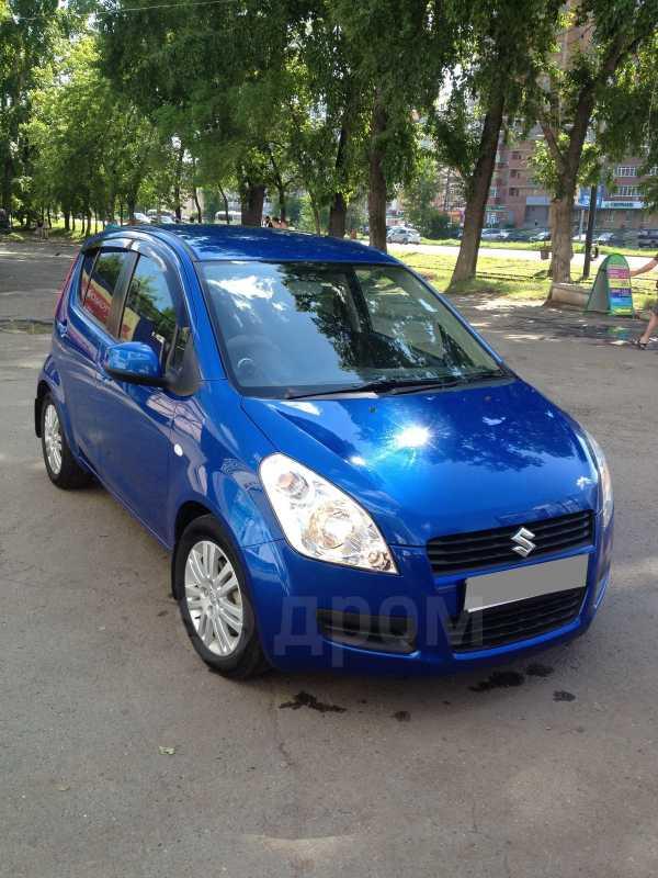 Suzuki Splash, 2011 год, 395 000 руб.