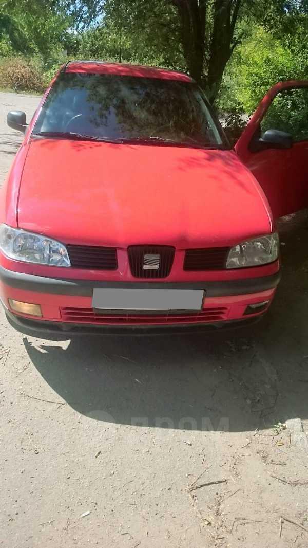 SEAT Ibiza, 2001 год, 90 000 руб.