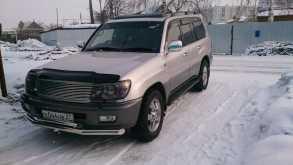 Комсомольск-на-Амуре Land Cruiser 1998