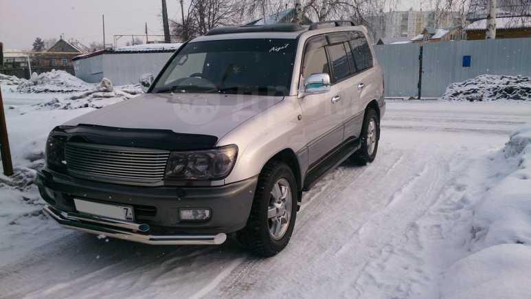 Toyota Land Cruiser, 1998 год, 900 000 руб.