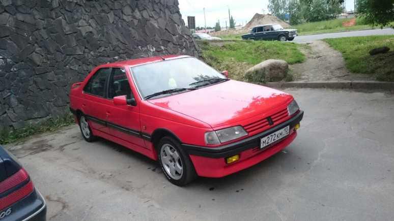 Peugeot 405, 1994 год, 120 000 руб.