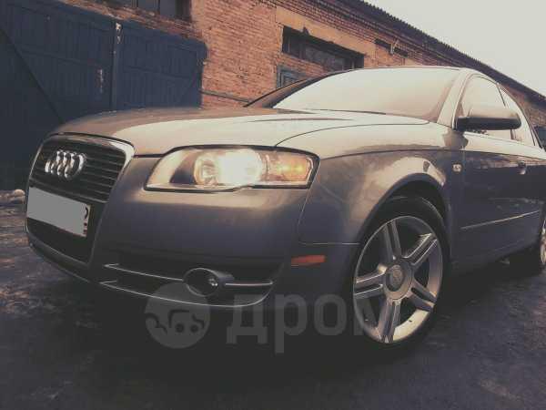 Audi A4, 2007 год, 520 000 руб.