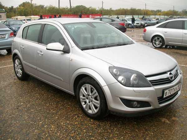 Opel Astra, 2009 год, 455 000 руб.