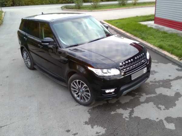Land Rover Range Rover Sport, 2016 год, 4 250 000 руб.