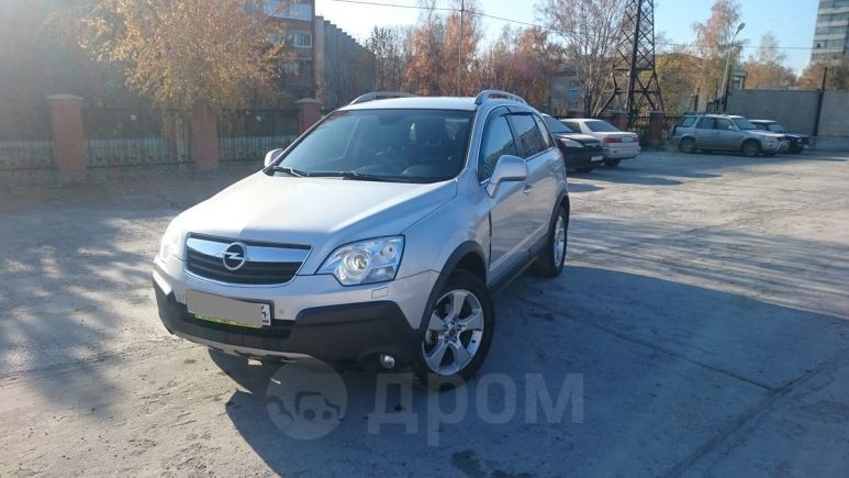 Opel Antara, 2011 год, 695 000 руб.