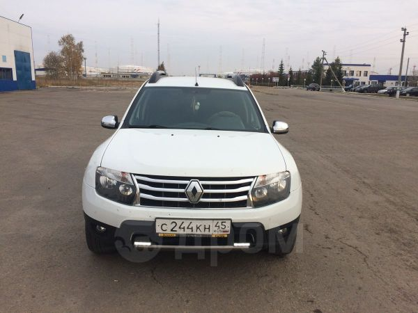 Renault Duster, 2012 год, 670 000 руб.