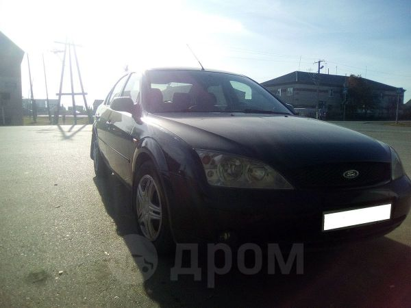 Ford Mondeo, 2001 год, 235 000 руб.