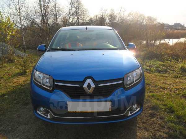 Renault Logan, 2016 год, 655 000 руб.