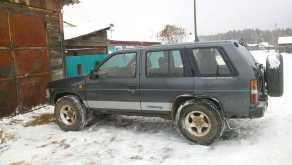 Чунский Terrano 1992