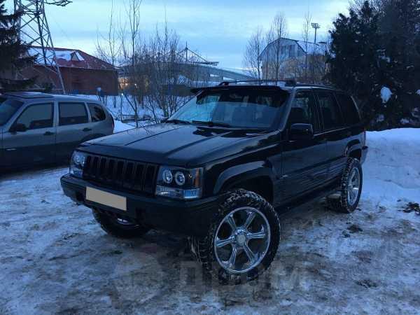 Jeep Grand Cherokee, 1993 год, 350 000 руб.