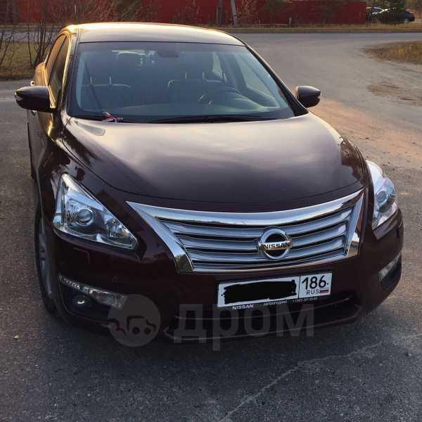 Nissan Teana, 2014 год, 1 150 000 руб.