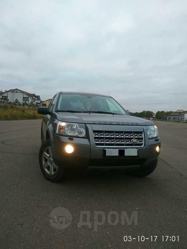 Land Rover Freelander, 2008 год, 660 000 руб.