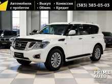 Новосибирск Nissan Patrol 2014