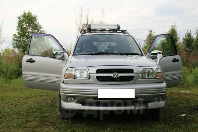 Suzuki Escudo, 1999 год, 350 000 руб.