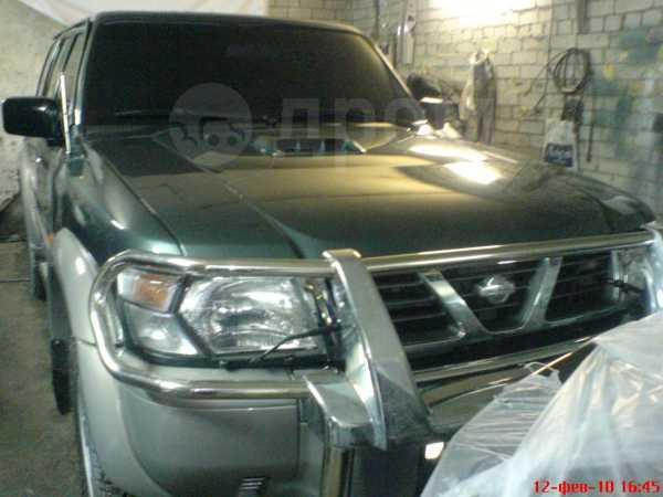Nissan Patrol, 2002 год, 500 000 руб.