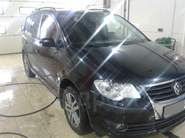 Volkswagen Touran, 2007 год, 440 000 руб.