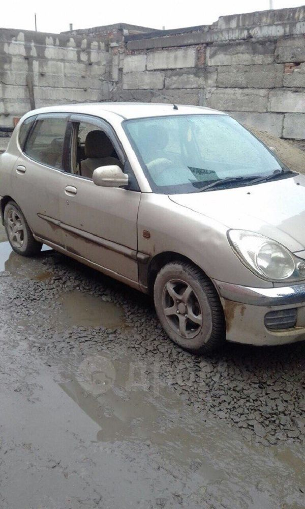 Toyota Duet, 2001 год, 80 000 руб.