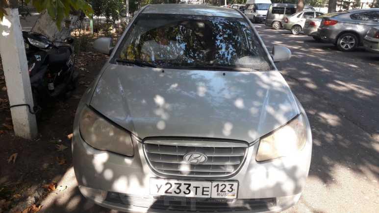 Hyundai Elantra, 2006 год, 320 500 руб.