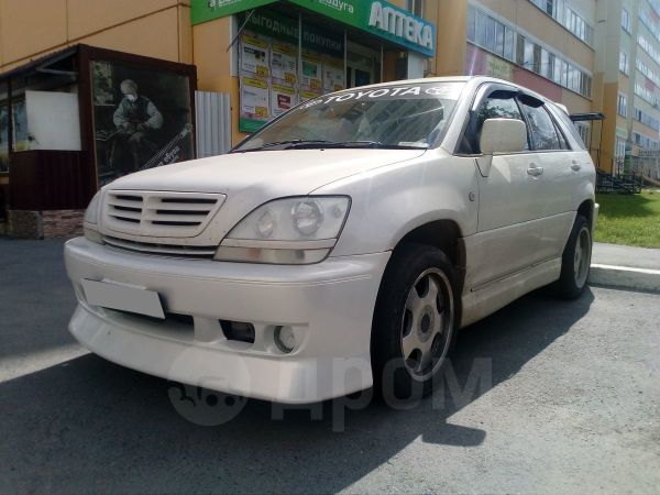 Toyota Harrier, 1998 год, 420 000 руб.