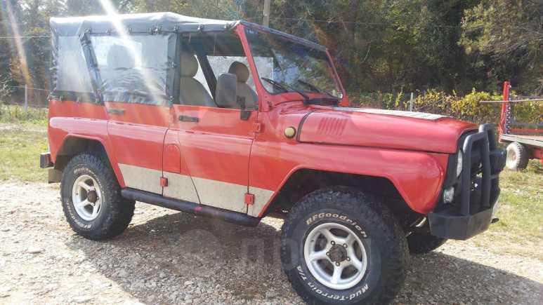 УАЗ 469, 1990 год, 350 000 руб.