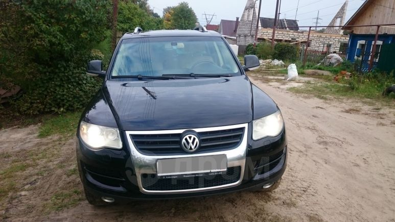 Volkswagen Touareg, 2008 год, 955 550 руб.