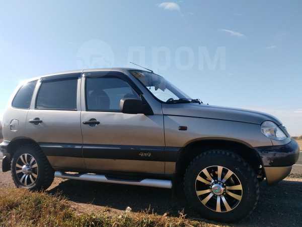 Chevrolet Niva, 2007 год, 210 000 руб.