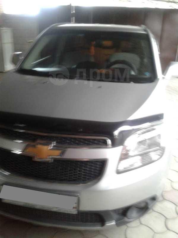 Chevrolet Orlando, 2012 год, 750 000 руб.