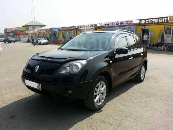 Renault Koleos, 2008 год, 620 000 руб.