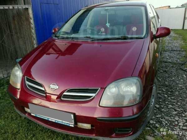 Nissan Tino, 1999 год, 170 000 руб.