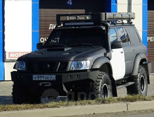 Nissan Patrol, 2008 год, 2 699 000 руб.