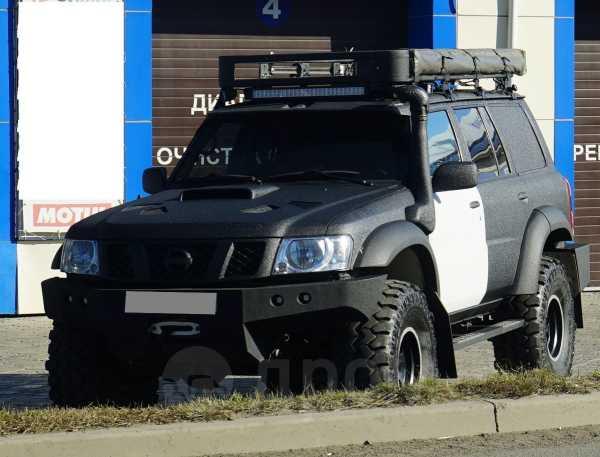Nissan Patrol, 2008 год, 1 670 000 руб.