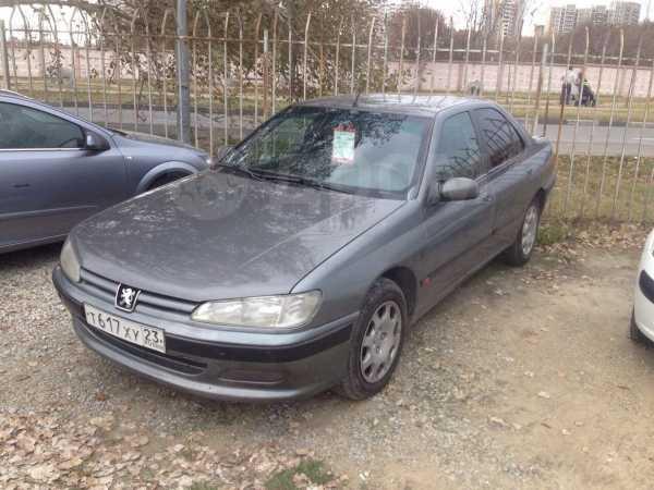 Peugeot 406, 1998 год, 150 000 руб.