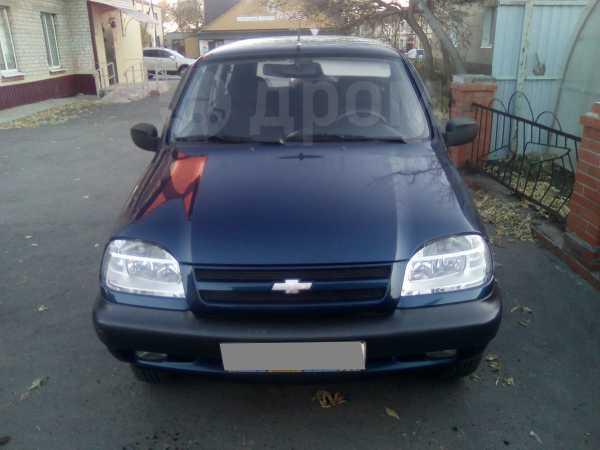Chevrolet Niva, 2008 год, 270 000 руб.