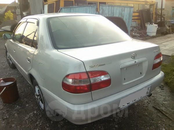 Toyota Corolla, 2000 год, 209 000 руб.