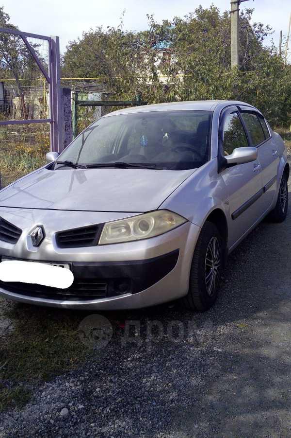 Renault Megane, 2006 год, 249 000 руб.