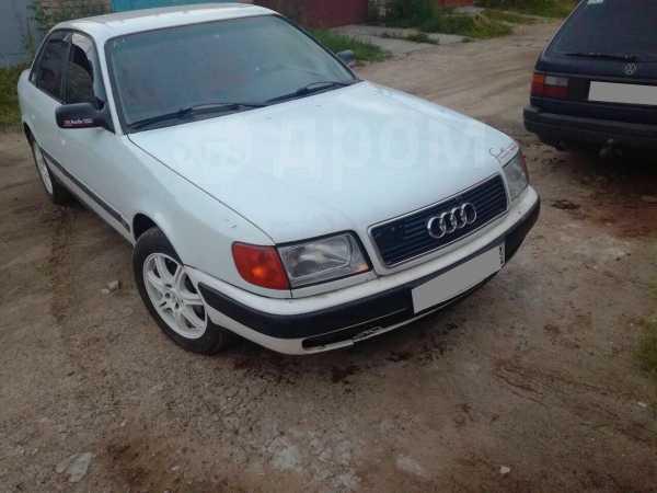 Audi 100, 1991 год, 99 000 руб.