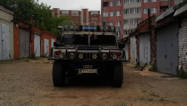 Hummer H1, 2002 год, 6 600 000 руб.