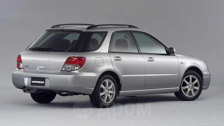 Subaru Impreza, 2006 год, 360 000 руб.