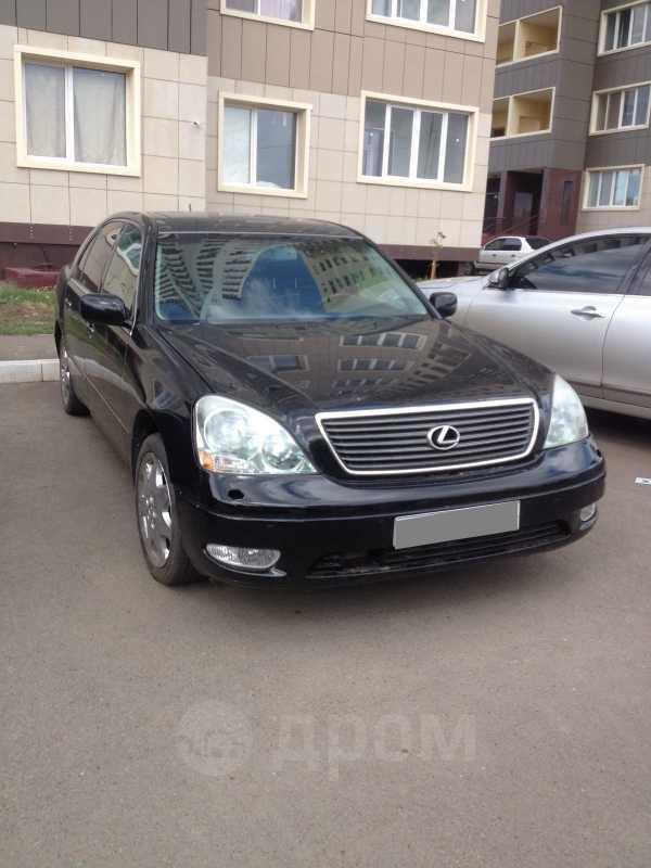 Lexus LS430, 2001 год, 699 000 руб.