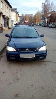Невель Opel Astra 2004