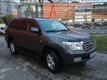 Toyota Land Cruiser, 2011 г., Москва