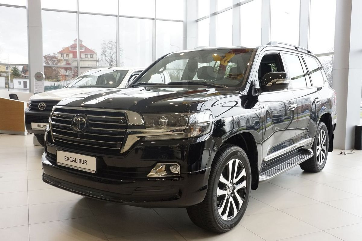 Toyota официальный дилер запчасти