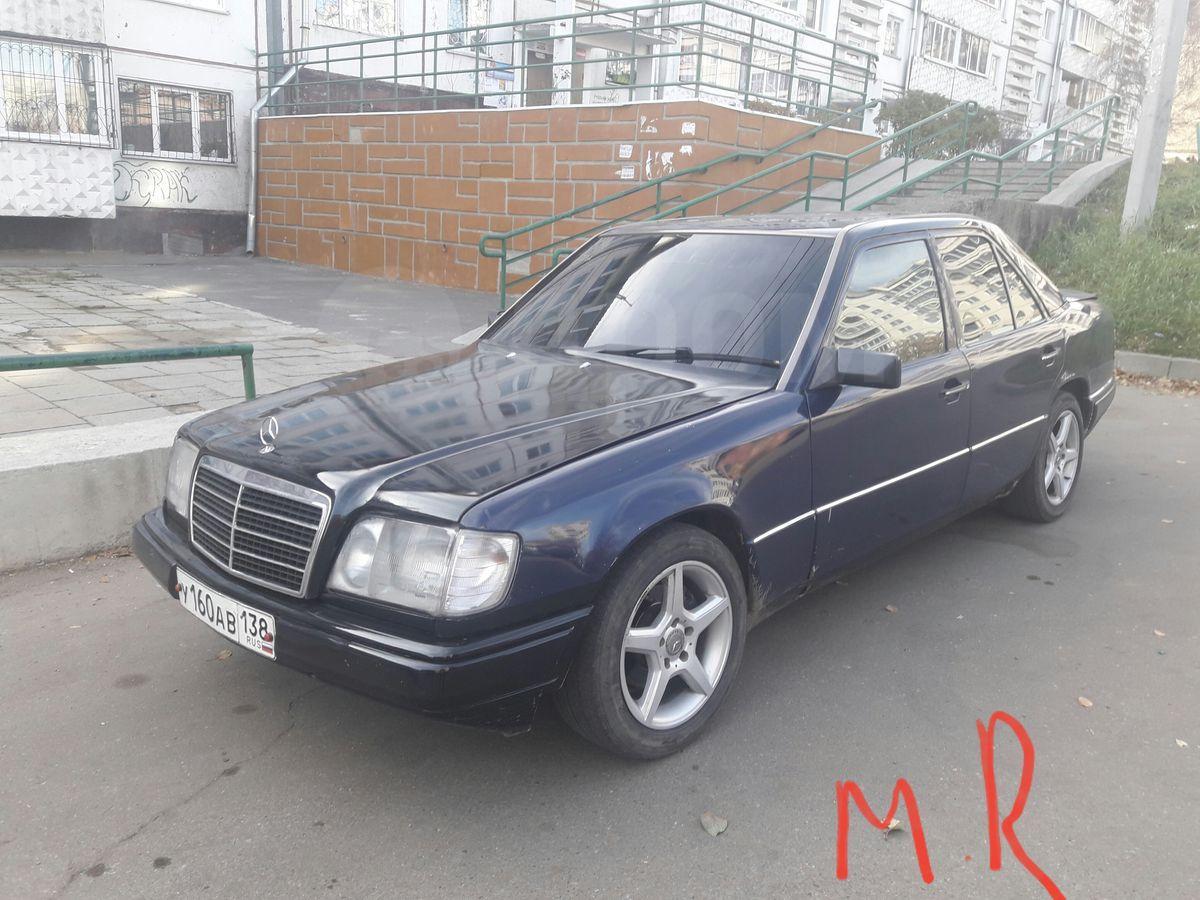 Технические характеристики MercedesBenz E  МерседесБенц