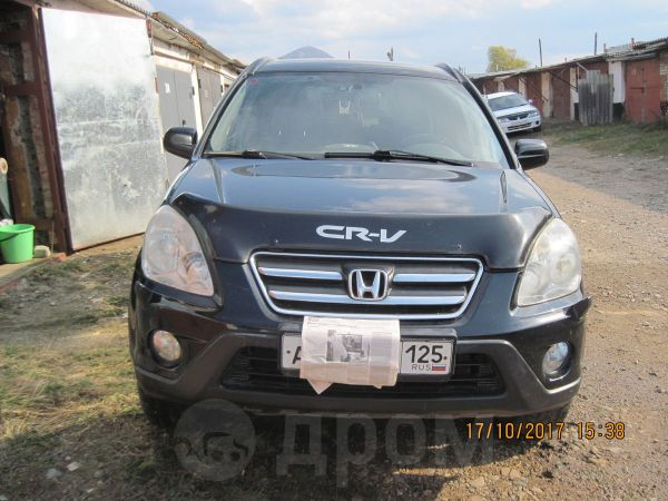 Honda CR-V, 2006 год, 670 000 руб.
