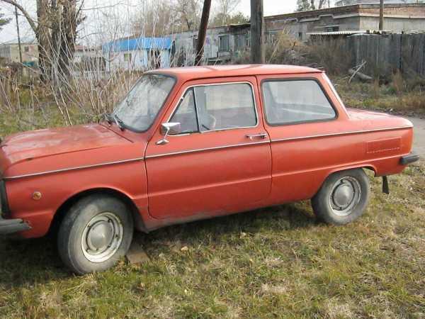 ЗАЗ Запорожец, 1987 год, 6 000 руб.