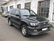 Комсомольск-на-Амуре Land Cruiser 2003