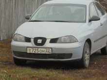 SEAT Ibiza, 2003 г., Барнаул