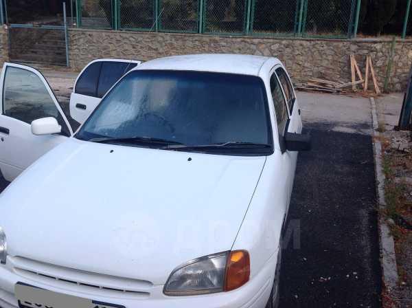 Toyota Starlet, 1998 год, 89 000 руб.